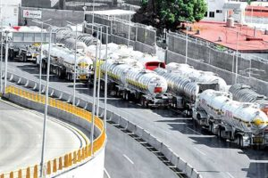 fuel tanker trucks