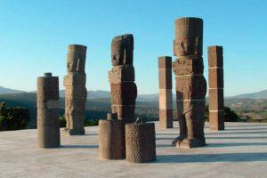 tula archaeological site