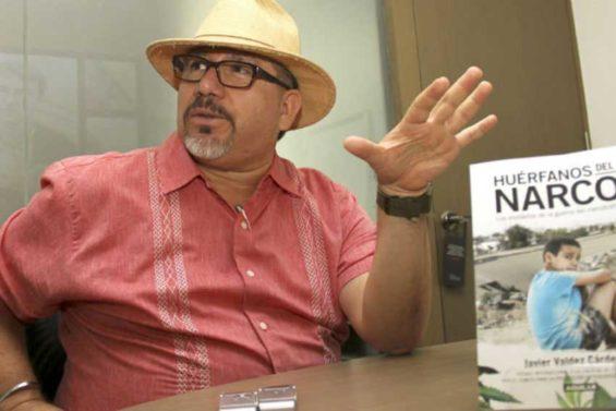 Sinaloa journalist Valdez was murdered in May 2017.