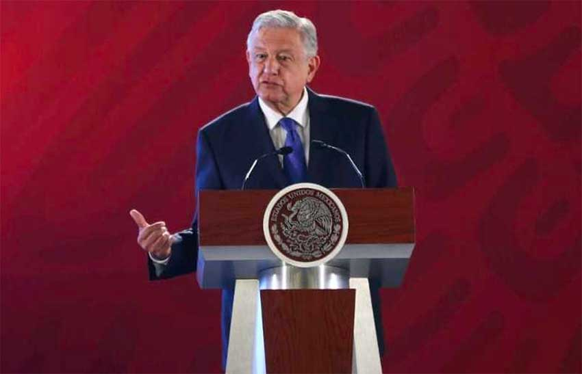 Piggy banks for public servants so they can save: AMLO.