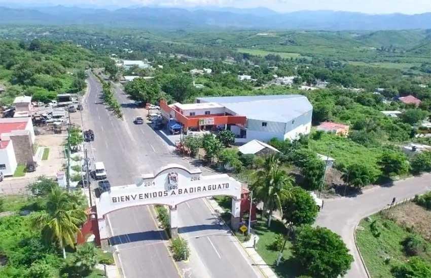 El Chapo Guzmán's hometown, Badiraguato.
