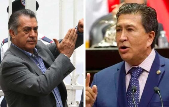 El Bronco, left: 'lazy southerners;' and Yunes: 'Cut off his tongue!'