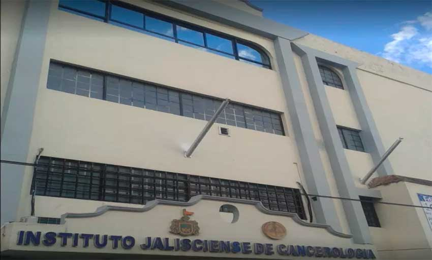 The Jalisco Cancer Institute had its budget cut this year.