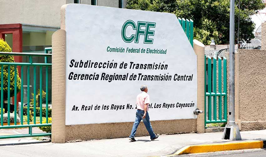 Like Pemex, CFE is a target for thieves.