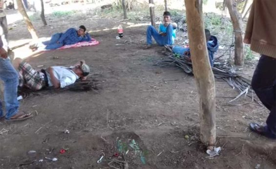 Traditional laws apply in indigenous Michoacán community.