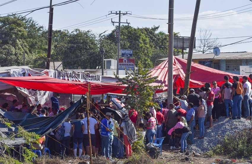 Teachers' rail blockades came down earlier this week.