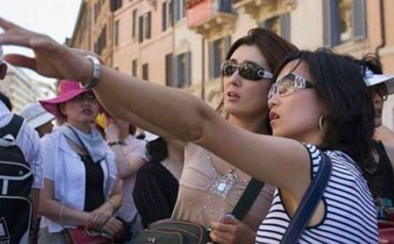 Japanese tourists are the biggest spenders in Mexico.