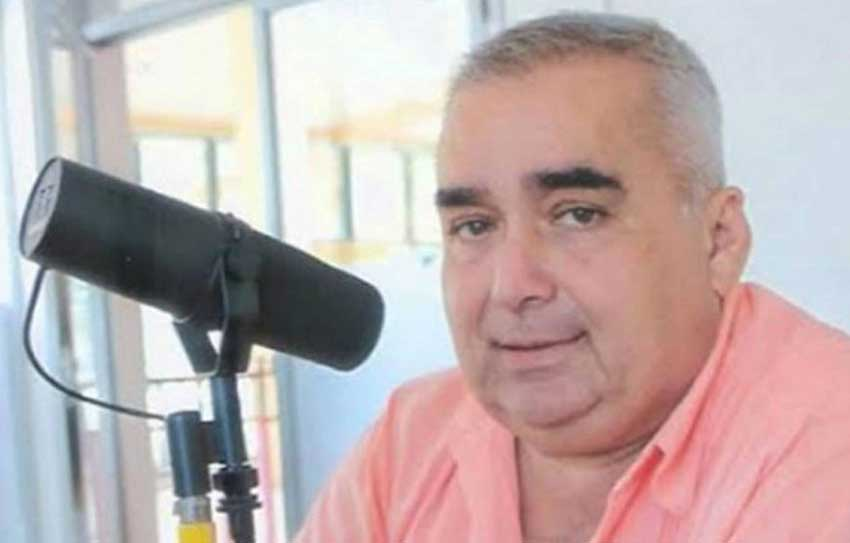 Journalist Jesús Ramos was murdered Saturday in Tabasco.
