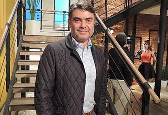 Journalist Reynaldo López.