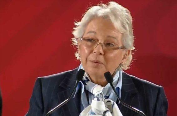 Interior Secretary Sánchez.