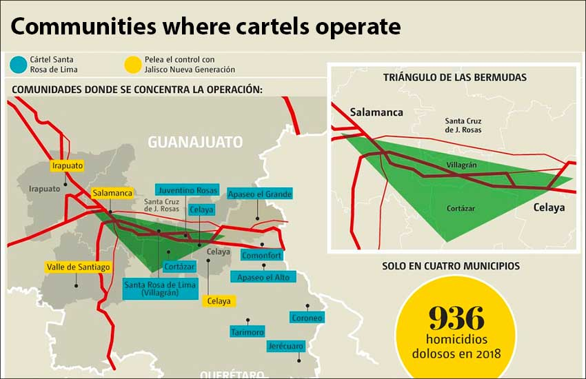oil theft cartels