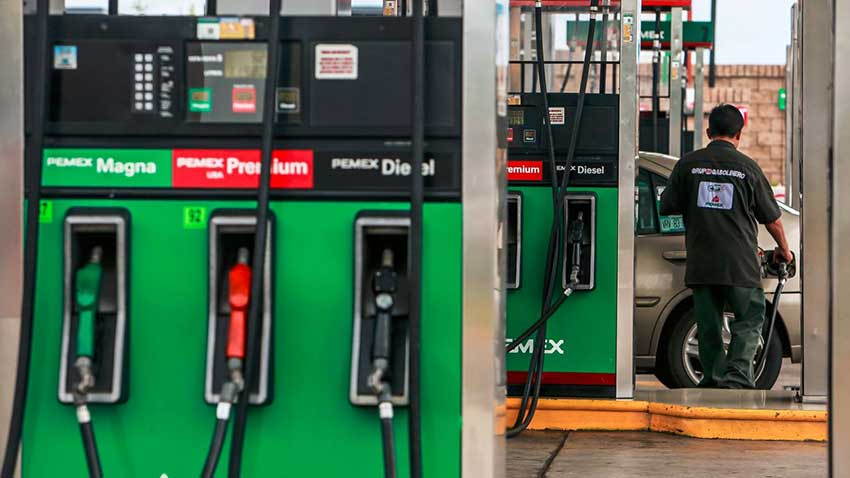 Gas stations will be among those in the supply chain that must install the software.