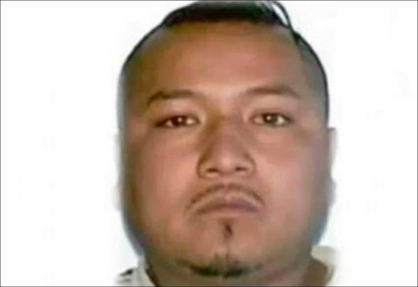 Yépez, suspected cartel leader in Guanajuato.