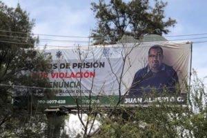 One of Oaxaca's new billboards.