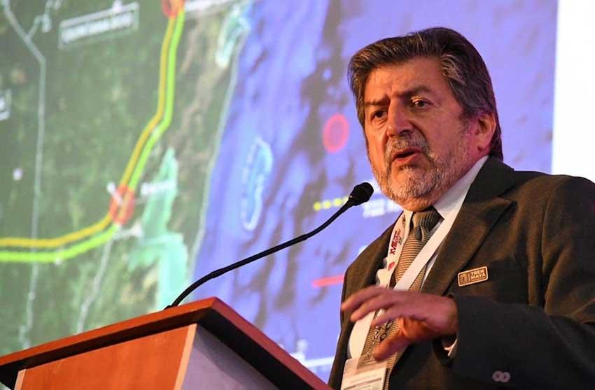 Tourism fund chief Jiménez.