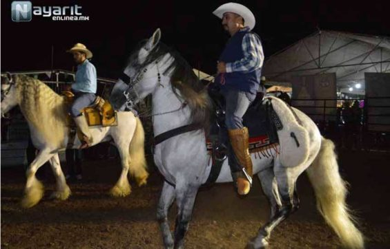 Dancing horses won't be seen at the Nayarit fair due to a prohibition on moving the animals.