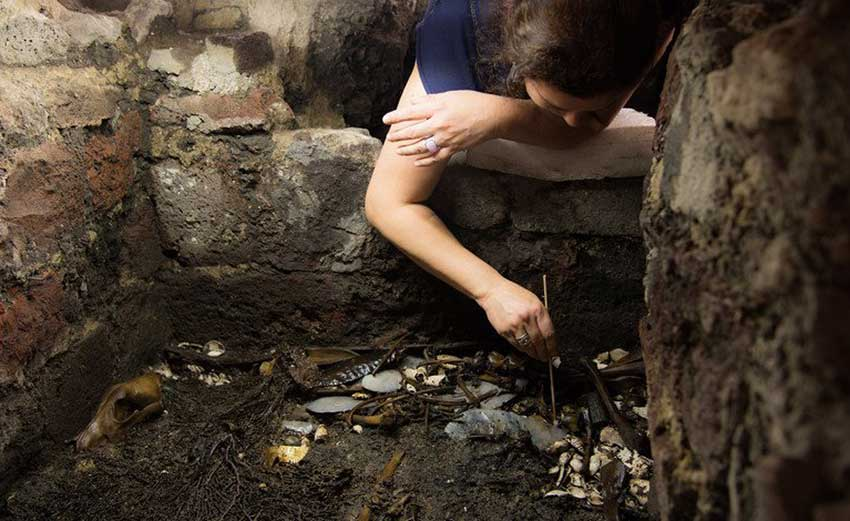 Archaeologists' discoveries in Mexico City are expected to lead to an emperor's tomb.