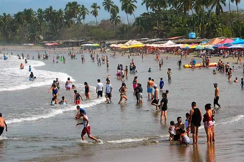 Easter is expected to bring more tourists this year.