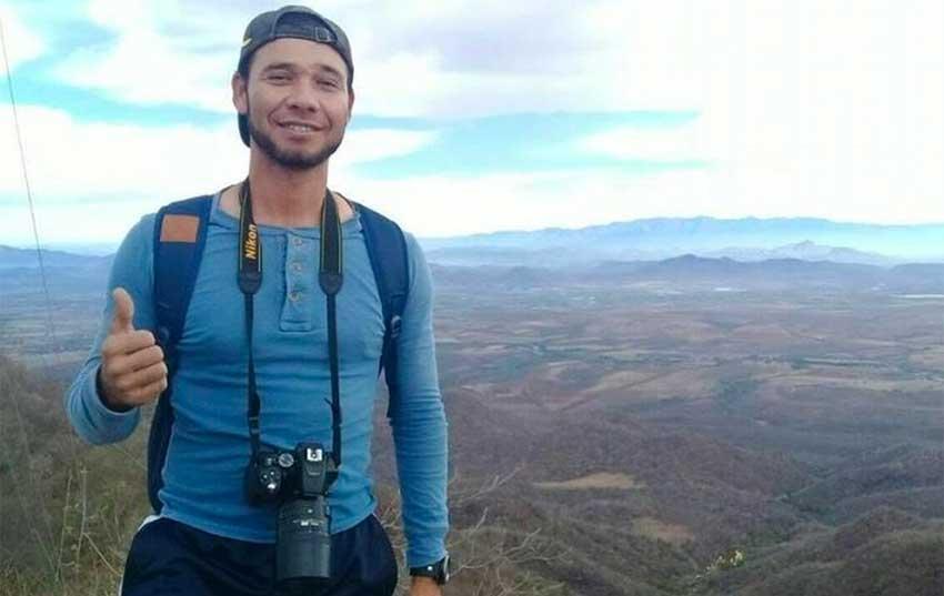 Sinaloa journalist Camacho.