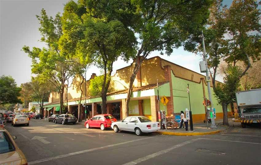 Escandón Market in Miguel Hidalgo.