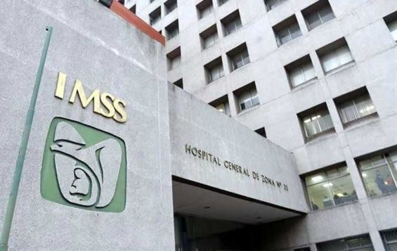 The IMSS hospital where a woman was misdiagnosed and died.