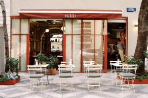 Niddo restaurant, comfort food in Mexico City