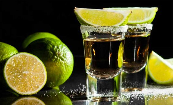 Next Saturday is National Tequila Day.