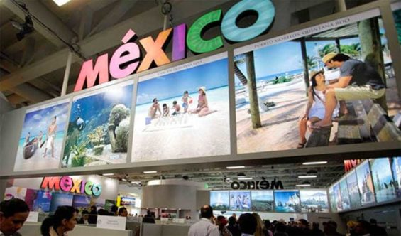 Tourism industry wonders how Mexico will participate in international travel shows.