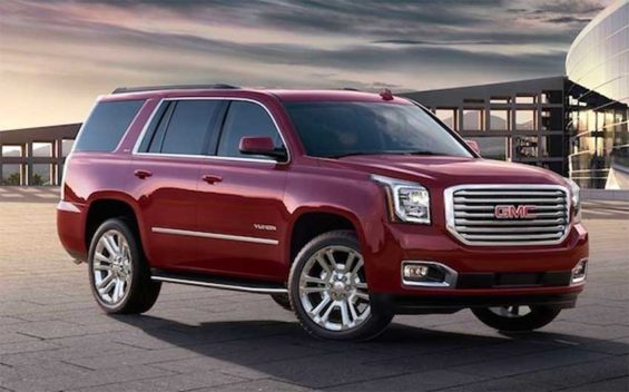 The mayor has her eyes on a new Yukon.