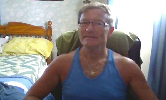 Part-time Progreso resident Bruce Allen, who was murdered on Friday.