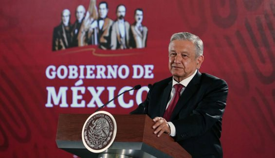López Obrador will not restrain himself.