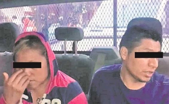 The couple who admitted to buying eight-month-old Nancy.