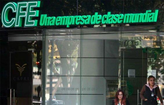 'CFE, a world class enterprise.'