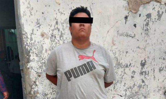 Suspected plaza boss El Chofo.