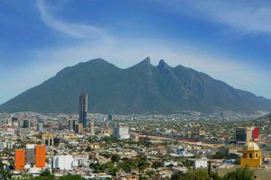 Dam will provide water for Monterrey.