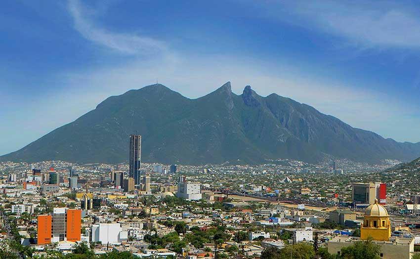 Dam will provide water for Monterrey.