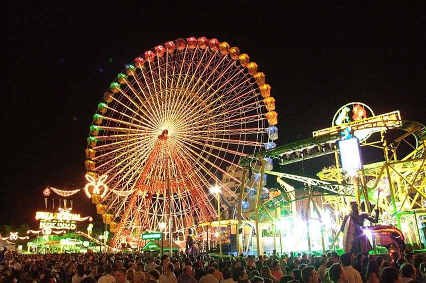 The San Marcos Fair begins Saturday.
