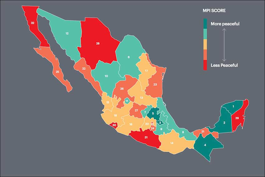 mexico peace index