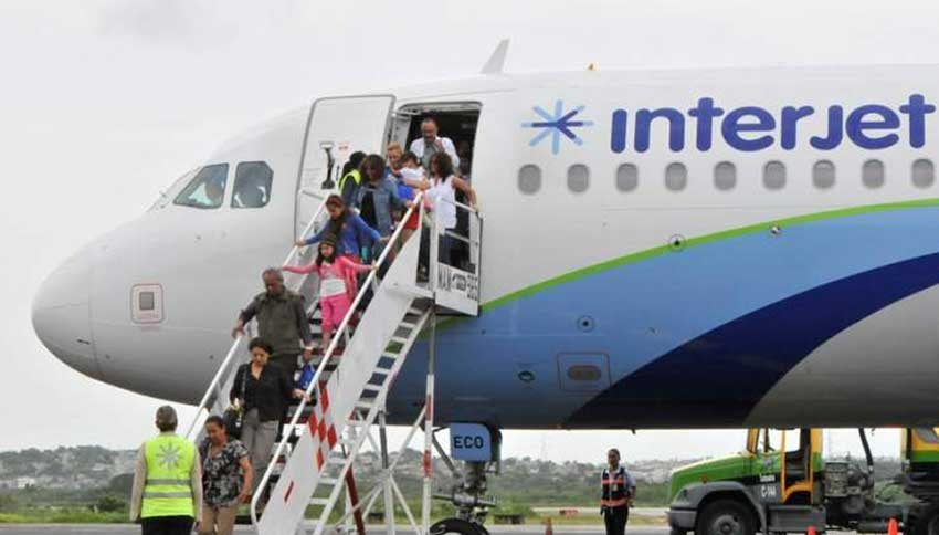 Thousands of travelers have been affected by a labor dispute at Interjet.