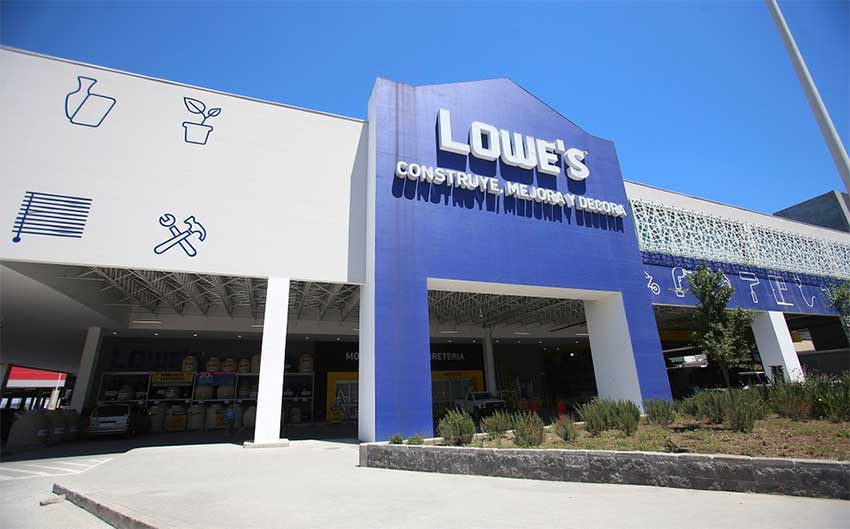Lowes exits Mexico.