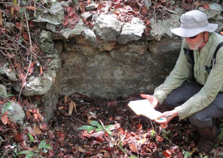 Christopher Carr examines an ancient quarry in Campeche