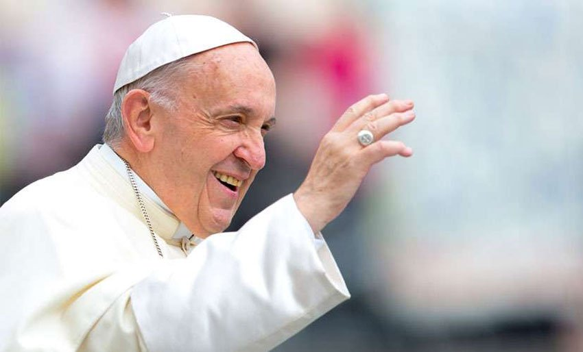 Pope Francis has announced aid for migrants.