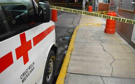 Red Cross volunteers face security risks in Guanajuato.
