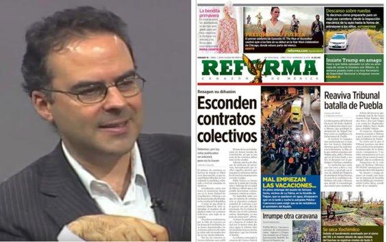 Reforma editor Pardinas.