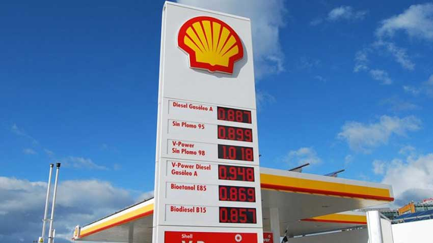 Shell defends its pricing.