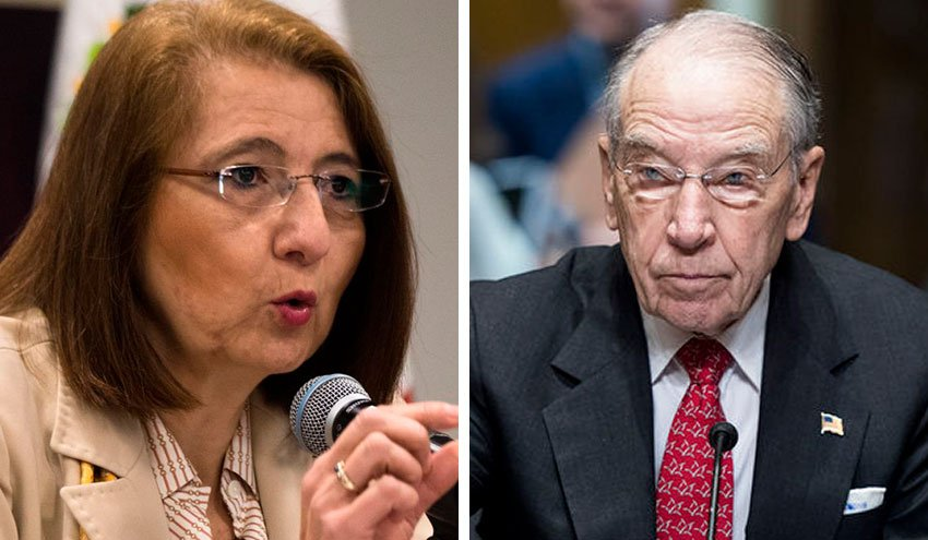 De la Mora and Grassley: remove metal tariffs.