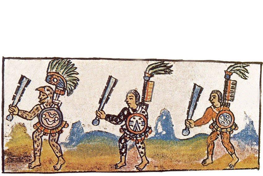 10—macahuitl-Florentine-Codex
