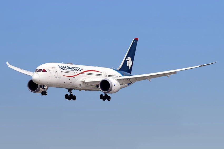 Aeroméxico ranked third on annual scorecard.