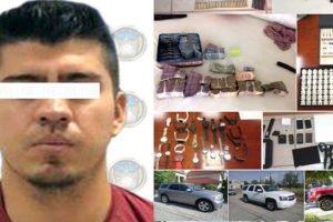 Suspected cartel leader arrested in Celaya