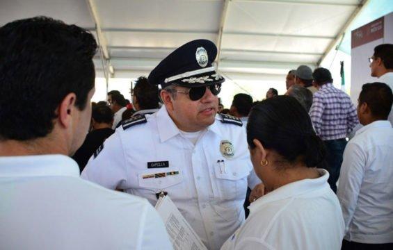 State security chief Capella